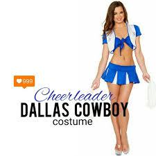 Cowboys Cheerleader Halloween Costume 80 Roma Hollywood Dresses U0026 Skirts Cheerleader Halloween