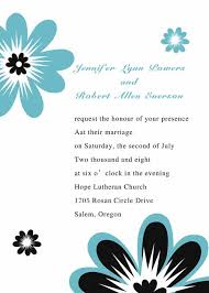 simple wedding quotes customizable blue wedding invite ewi077 as low as