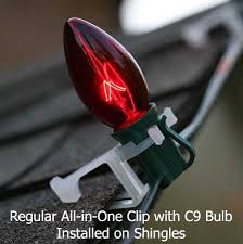 outdoor christmas light clips canada c7 and c9 accessories all in one clip 100 pack