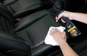 Sofa Leather Cleaner And Conditioner Leather Conditioner Restorer Trinova Faux Cleaner Idolza