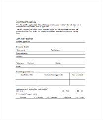 form templates 12 free word u0026 pdf documents download
