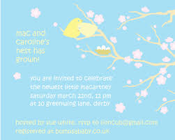 photo free baby shower invitation image