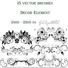 Decorative Definition 4 Designer Beautiful High Definition Decorative Pattern Ps Brush 7