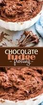 best 25 chocolate fudge frosting ideas on pinterest chocolate