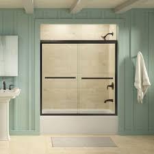bathroom fantastic kohler shower doors for modern shower door