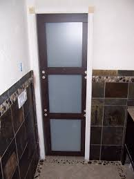 bathroom ideas bathroom door ideas with three door ls and