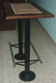 Standing Bar Table Luxury Free Standing Bar Table 11 In Simple Design Decor With Free