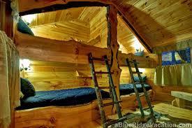 bunkhouse 2 bedroom cabin for rent blue ridge