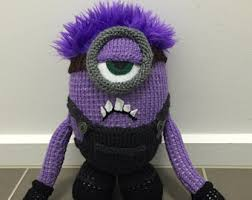 Purple Minion Shirt Toddler Youth Purple Minion Etsy
