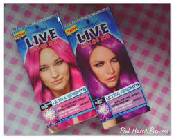 how to mix schwarzkopf hair color pink haired princess review schwarzkopf live color xxl ultra