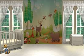 mod the sims nursery wall murals and paintings advertisement