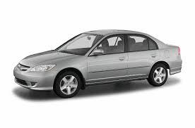 2005 honda civic new car test drive