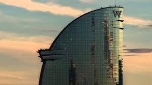 hotel w barcelona timelapse facade ricardo bofill taller de