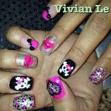 cute halloween nails nail art gallery