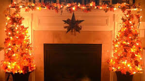 Autumn Tree Decorations 19 Ways To Decorate With Leaves This Fall Southern Living