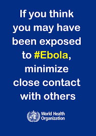 quotes about sudden death of a friend who ebola messages for the general public