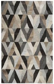 Brown Area Rug Langley Yucca Place Tufted Gray Brown Area Rug