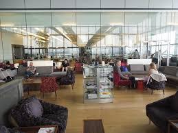 review british airways galleries lounge north at heathrow