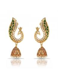 jhumka earrings online buy jhumki earrings online in india jhumka earrings for women