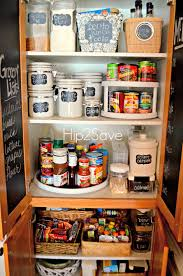 Kitchen Cabinet Organization Tips 4 Simple U0026 Frugal Pantry Organization Tips U2013 Hip2save