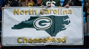 Green Bay Packers Flags Cam Newton Tore Down A Banner Prompting The Dumbest Controversy