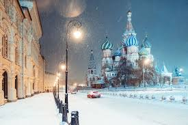 weather and events for moscow in december