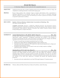 Marketing Resume Samples by 10 Marketing Manager Resume Samples Monthly Bills Template