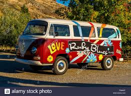 volkswagen van hippie volkswagen hippie bus van ruby blues winery naramata bench