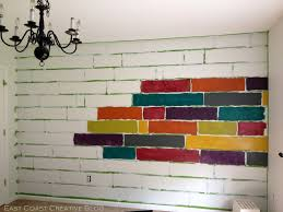 How To Paint An Accent Wall by How To Paint A Mosaic Accent Wall Bedroom Makeover East Coast