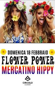 foto hippie figli dei fiori festival hippie a roma circolo illuminati 18 febbraio 2018
