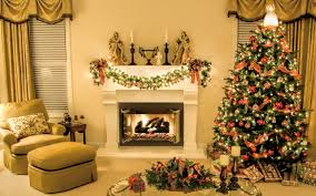 living room elegant christmas country living room decor ideas