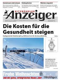 Kitzbüheler Anzeiger KW 51 2017 by kitzanzeiger issuu