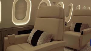 video most luxurious private jet ever