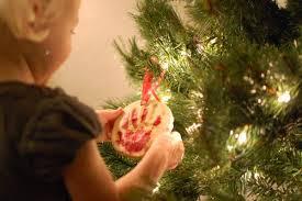 baby u0027s first christmas handprint ornament tutorial alpha mom