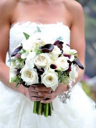 gardenia bouquet bouquet breakdown modern midnight fiftyflowers the