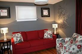 paint color ideas for living room with red couch nakicphotography