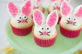 bunny decorations easy easter cupcake decorating and decor your cup of cake