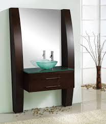 best bathroom vanity mirror height 454