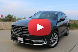 mazda cx 9 2016 mazda cx 9 signature first look all new and better than