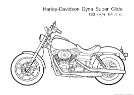 motorcycles coloring pages 8 motorcycles kids printables