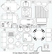floor plan meaning furniture clipart for floor plans interior design meaning