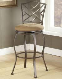 Furniture Best Furniture Counter Stools by Furniture Metal Backless Counter Stools With White Top For
