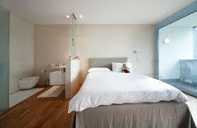 salle de bain ouverte sur chambre aménager une salle de bain ouverte homebyme
