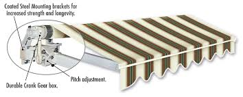 Mounting Brackets For Awnings Patio Awnings Valor Specialty Products