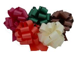 pull bows assorted pull bows
