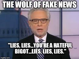 Memes Fake - the wolf of fake news imgflip