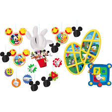 Mickey Mouse Clubhouse Bedroom Set Amazon Com 1 X Mickey Mouse Clubhouse Room Transformation Kit By