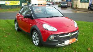 vauxhall adam vauxhall adam 1 4 rocks col smith car sales