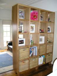bookcase room dividers ideas divider curtain home depot curtains