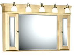 Bathroom Medicine Cabinet With Mirror And Lights Bathroom Medicine Cabinet With Mirror Mirror Design